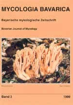 MYCOLOGIA BAVARICA Band 3