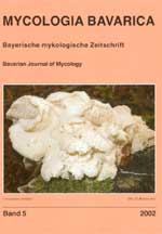 MYCOLOGIA BAVARICA Band 5