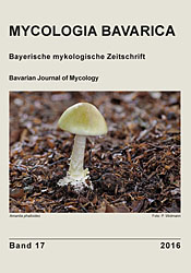 MYCOLOGIA BAVARICA Band 15